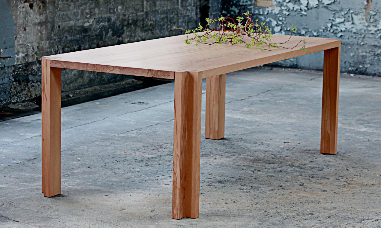 Tische for Kernbuche tisch
